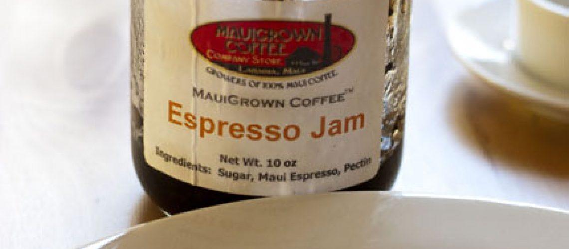 Espresso jam